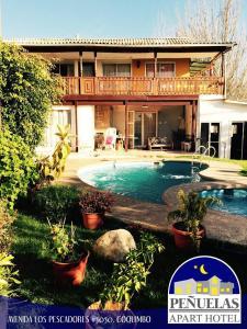 Apart Hotel Penuelas, Residence  Coquimbo - big - 20