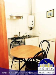 Apart Hotel Penuelas, Residence  Coquimbo - big - 7