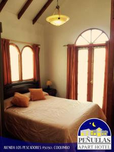Apart Hotel Penuelas, Residence  Coquimbo - big - 5