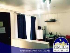 Apart Hotel Penuelas, Residence  Coquimbo - big - 3