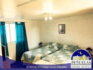 Apart Hotel Penuelas, Residence  Coquimbo - big - 2