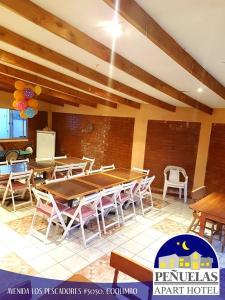 Apart Hotel Penuelas, Residence  Coquimbo - big - 17