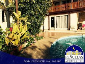 Apart Hotel Penuelas, Residence  Coquimbo - big - 16