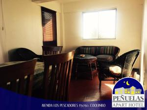 Apart Hotel Penuelas, Residence  Coquimbo - big - 14