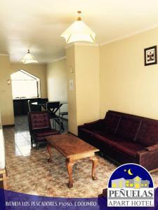 Apart Hotel Penuelas, Residence  Coquimbo - big - 13