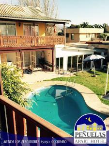 Apart Hotel Penuelas, Residence  Coquimbo - big - 10