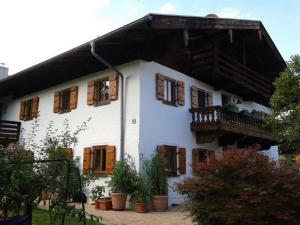 Haus Perlgut, Apartments  Rottau - big - 8