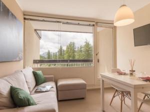 Apartment Chalmettes, Appartamenti  Monginevro - big - 3