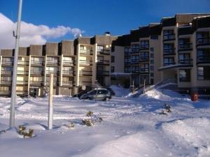 Apartment Chalmettes, Appartamenti  Monginevro - big - 8