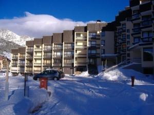 Apartment Chalmettes, Appartamenti  Monginevro - big - 13