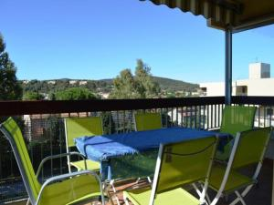 Apartment Parcs du lavandou, Appartamenti  Le Lavandou - big - 18