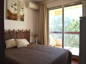 Apartment Parcs du lavandou, Appartamenti  Le Lavandou - big - 16
