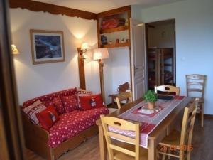 Apartment Le lievre blanc la crete du berger, Apartmány  La Joue du Loup - big - 2