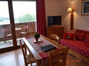 Apartment Le lievre blanc la crete du berger, Apartments  La Joue du Loup - big - 3