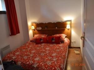 Apartment Le lievre blanc la crete du berger, Apartments  La Joue du Loup - big - 11