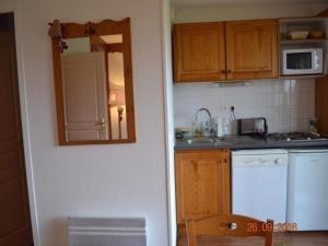 Apartment Le lievre blanc la crete du berger, Apartments  La Joue du Loup - big - 12