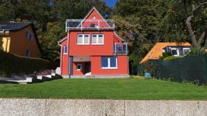 Villa Moma, Prázdninové domy  Bad Harzburg - big - 16