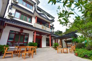 Xinyang Guesthouse Xishan, Vendégházak  Szucsou - big - 23