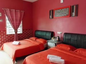 Nurulhuda Langkawi Hillview Roomstay, Gasthäuser  Kampung Padang Masirat - big - 10