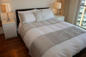 2 Bedroom Apartment @ New Providence Wharf, Appartamenti  Londra - big - 8
