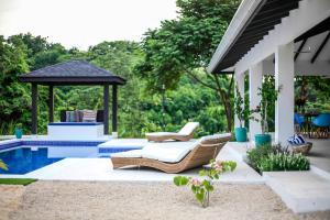Villa Komodo, Ville  Santa Teresa Beach - big - 3