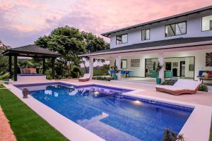 Villa Komodo, Ville  Santa Teresa Beach - big - 29