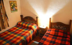 Casa colonial vacacional El refugio delos Virreyes, Holiday homes  Villa de Leyva - big - 5
