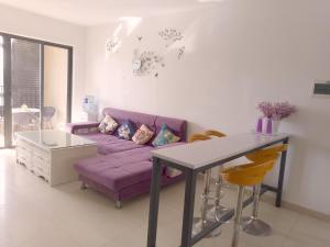 Senran (Xinjiayuan) Apartment, Апартаменты  Чжухай - big - 47