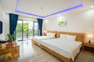 Tran Family Villas Boutique Hotel, Hotels  Hoi An - big - 12
