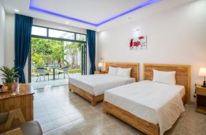 Tran Family Villas Boutique Hotel, Hotels  Hoi An - big - 4
