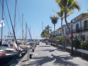 Mogan Amigos, Ferienwohnungen  Puerto de Mogán - big - 9