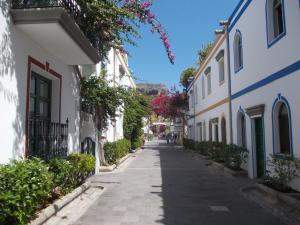 Mogan Amigos, Ferienwohnungen  Puerto de Mogán - big - 11