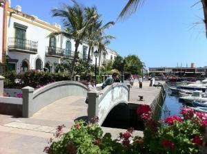 Mogan Amigos, Ferienwohnungen  Puerto de Mogán - big - 15
