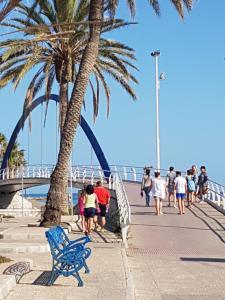 TocToc Pedregalejo Beach Apartment, Appartamenti  Málaga - big - 8