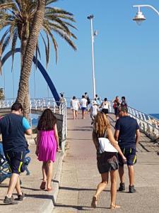 TocToc Pedregalejo Beach Apartment, Appartamenti  Málaga - big - 6