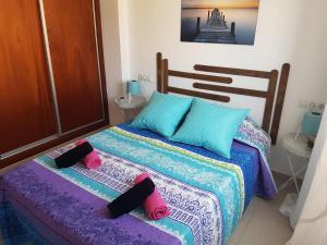 TocToc Pedregalejo Beach Apartment, Appartamenti  Málaga - big - 3