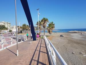 TocToc Pedregalejo Beach Apartment, Appartamenti  Málaga - big - 26