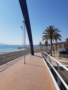 TocToc Pedregalejo Beach Apartment, Appartamenti  Málaga - big - 28