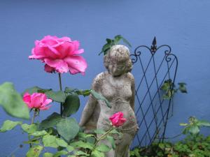 Gästehaus No.31 im Rosengarten