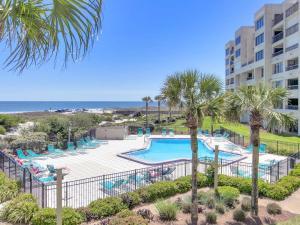 Oceanfront Condo 1 King Master Suite, Ferienwohnungen  Amelia Island - big - 37