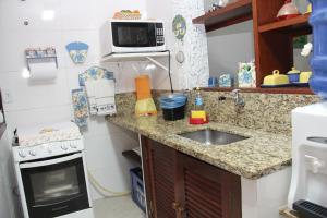 Apart Hotel em Geribá, Apartmány  Búzios - big - 92