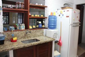 Apart Hotel em Geribá, Apartmány  Búzios - big - 91