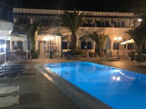 Villa Ilios, Pensionen  Fira - big - 19