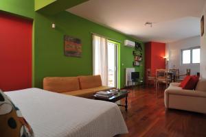 Acropolis Home, Apartmány  Atény - big - 6