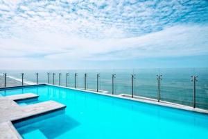Exclusivo Departamento Con Vista Al Mar, Apartments  Lima - big - 1