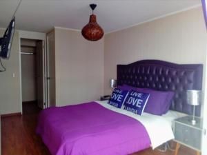 Exclusivo Departamento Con Vista Al Mar, Ferienwohnungen  Lima - big - 29