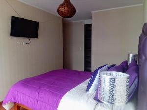 Exclusivo Departamento Con Vista Al Mar, Ferienwohnungen  Lima - big - 24