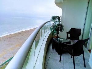 Exclusivo Departamento Con Vista Al Mar, Apartments  Lima - big - 20