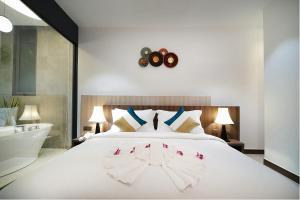 Feliz Urban Hotel, Hotely  Phnompenh - big - 18