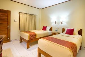 Komodo Lodge, Privatzimmer  Labuan Bajo - big - 2